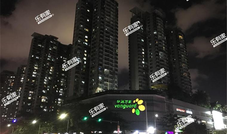 岗厦天元花园购物体验图