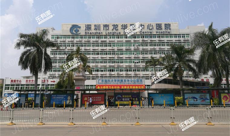珑门名苑(A924-0173)医院简介图