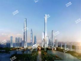 城市天地广场实景图