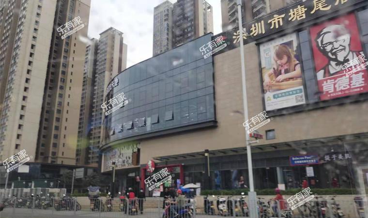华强城市花园购物体验图