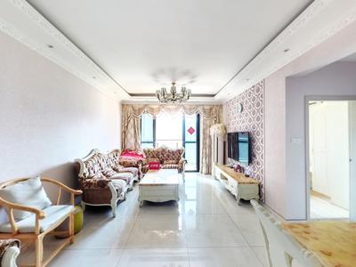 星河盛世大三房,装修欧式风格,业主诚心出租-深圳星河盛世花园租房