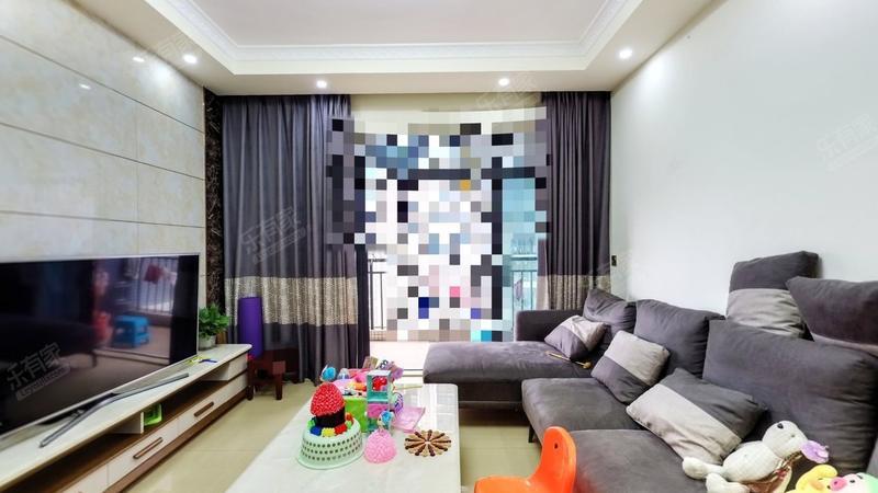 大朗碧桂园客厅-1