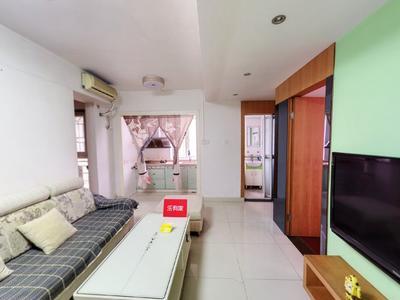 百合星城精装修大两房,看房方便,家私齐全-深圳百合星城租房