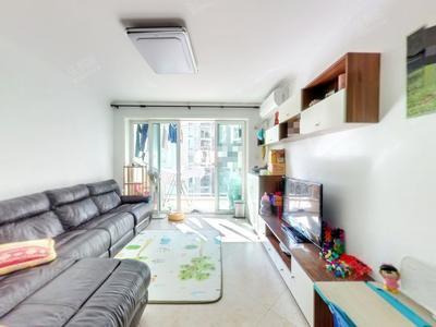 越海家园大3房出售,05年花园社区,近地铁口!-深圳越海家园二手房