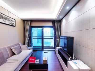 京基滨河时代14年高档公寓,楼下有KKONE大型商场购物中心-深圳京基滨河时代广场二手房