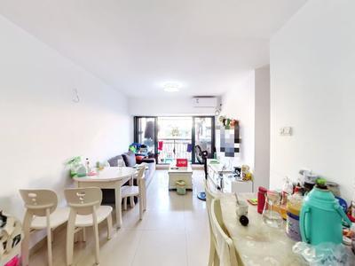 莲塘CBD,金色年华实用三房出售,看房方便-深圳金色年华家园二手房