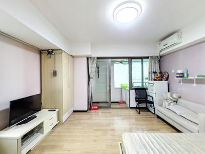 精装修一房诚心出售-深圳中航凯特公寓二手房