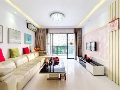 精装大三房,红本在手,满五年,业主诚心,看房方便-深圳桂芳园八期租房