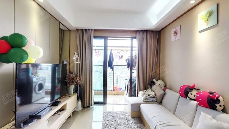 幸福城商业大厦(幸福公寓)客厅-1