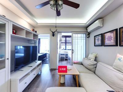 品质2居、新装朝南采光好,随时看房方便-深圳碧华庭居二手房