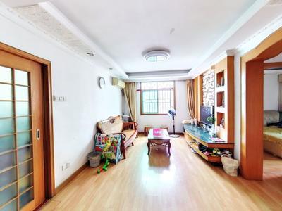 龙园山庄精装电梯二房,卧室出阳台,家私齐全,户型方正-深圳龙园山庄二手房