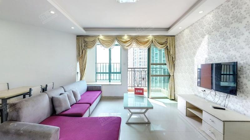 丰泰东海城堡客厅-1
