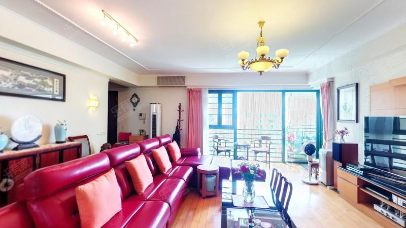 波托菲诺天鹅堡(二期)客厅-1