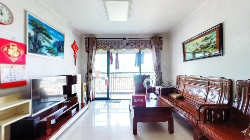 中惠沁林山庄客厅-1