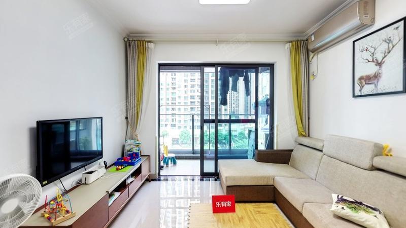 尚峰花园客厅-1