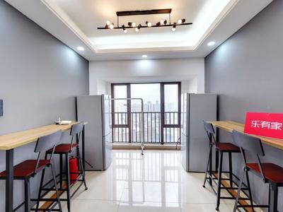 中高楼层,家私齐全,可拎包入住,客厅可改动-深圳德润荣君府租房