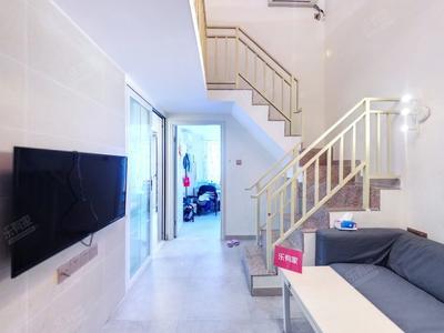 同创新作精装复式三房业主诚心出售-深圳同创新作居二手房