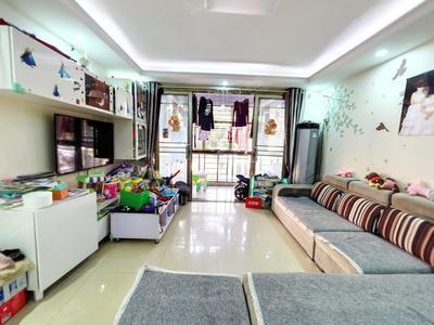绿茵华庭,精装三房出售,拎包入住-深圳绿茵华庭花园二手房