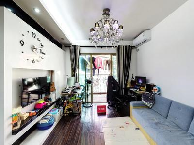 高品质小区,人车分流,正规两房,住家舒适。-深圳信义假日名城七期(景和园)租房