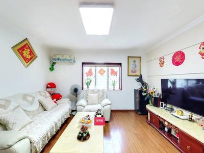 房子精装修,家私电齐全,拎包入住,非常方便-深圳景新花园二手房