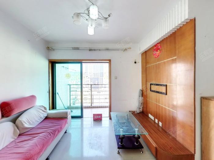 金色年华家园客厅-1