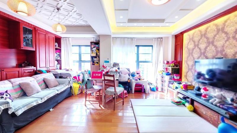 阳光里雅居客厅-1