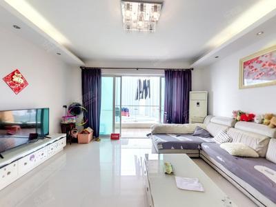 华夏新城精装南向3房出售-佛山华夏新城二手房