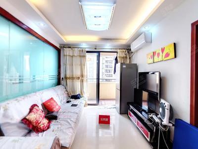 可灵动装修,可改三个房间,看中随时可以见面谈-深圳中海西岸华府二手房