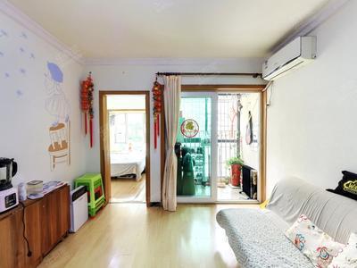 朝南户型,厅出阳台,行知可用-深圳苹果园二手房