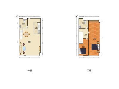 复式两房,诚心出售-深圳嘉霖悦禧园二手房