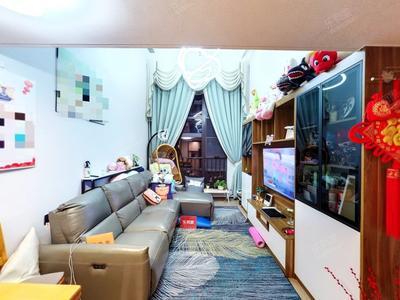 地铁口,万科复试公寓,业主诚心出售,豪华装修-深圳万科麓城四期二手房