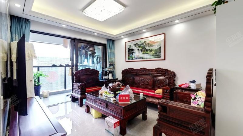 东关·乐尚林居客厅-1