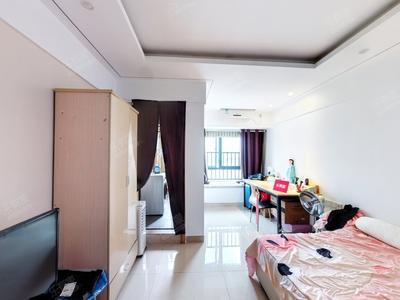 龙胜地铁口,单身公寓,装修漂亮-深圳和平里花园二手房