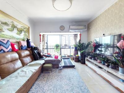 精装修,通透三房,看房提前预约-深圳保利上城花园二手房