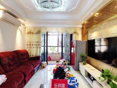 和平里花园南普装4室2厅86.4m²-深圳和平里花园二手房