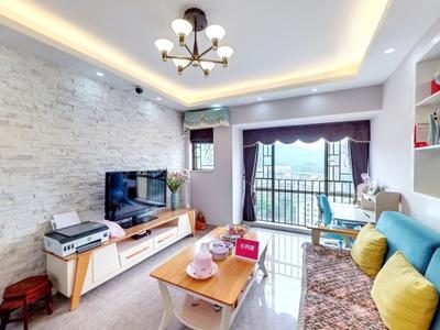 深圳北居家小三房,接近指导价格出售-深圳书香门第上河坊广场二手房