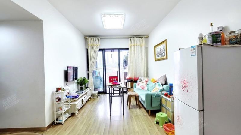 花样年花港家园客厅-1