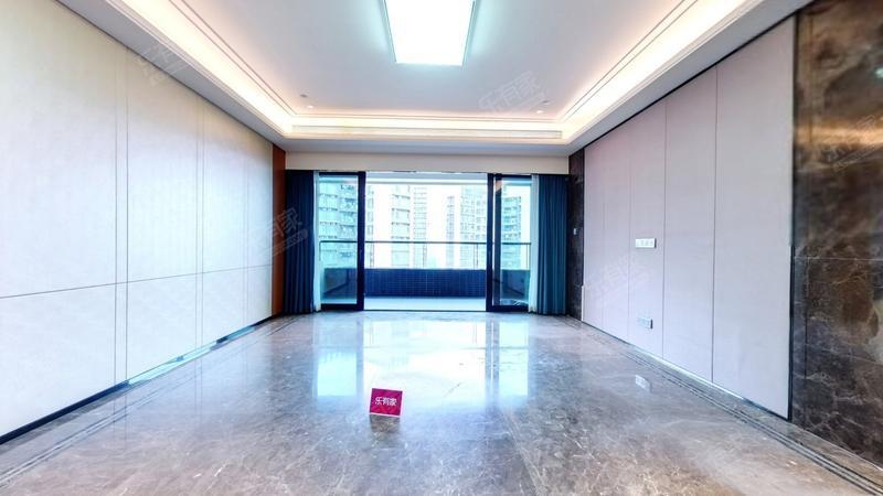 中洲中央公寓客厅-1