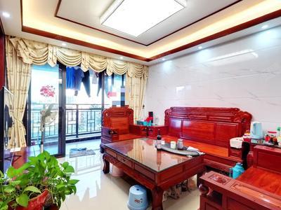 峰荟花园精装4房,性价比高,户型格局非常好-深圳峰荟花园二手房