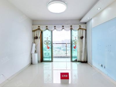 格局好居住安静舒适,房源户型方正实用-深圳信义假日名城七期(景和园)二手房