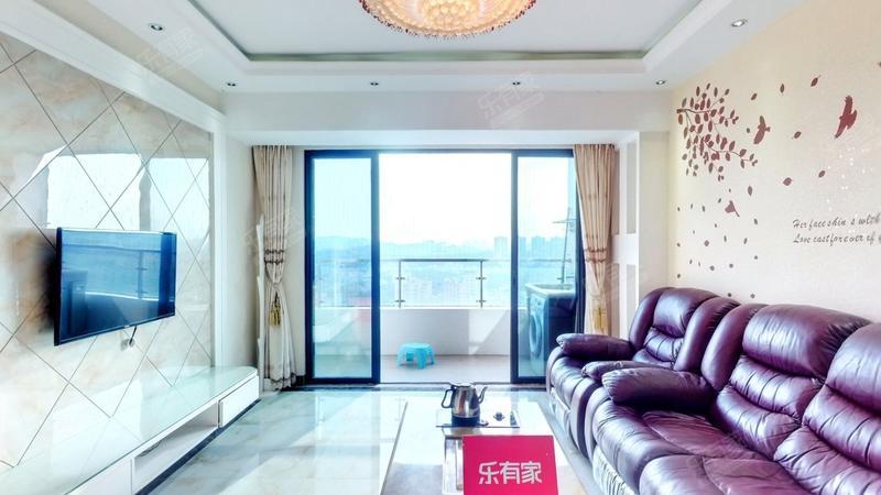 芷峪澜湾花园客厅-1