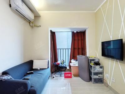 福田12年次新房,东南向一房一厅,急卖随时联系看房-深圳桐林城市广场二手房