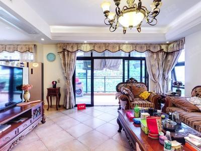 高品质改善住房深业紫麟山安静小洋房出售-深圳深业紫麟山花园二手房