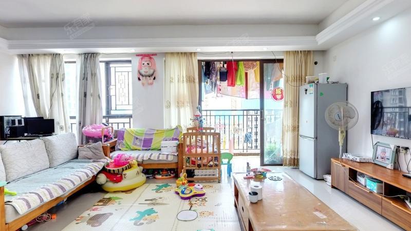 金碧丽江东海岸客厅-1