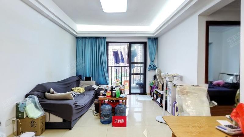濠园雅居客厅-1