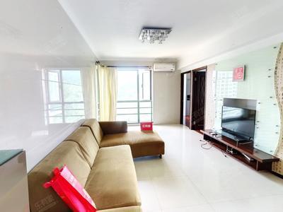 翠园东晓旁,粤海城旁,高楼层优质采光,精装两房出售-深圳百仕达花园三期二手房
