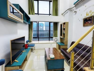 1.远洋公寓,精装一房诚心出售-深圳远洋新干线晶钻广场二手房