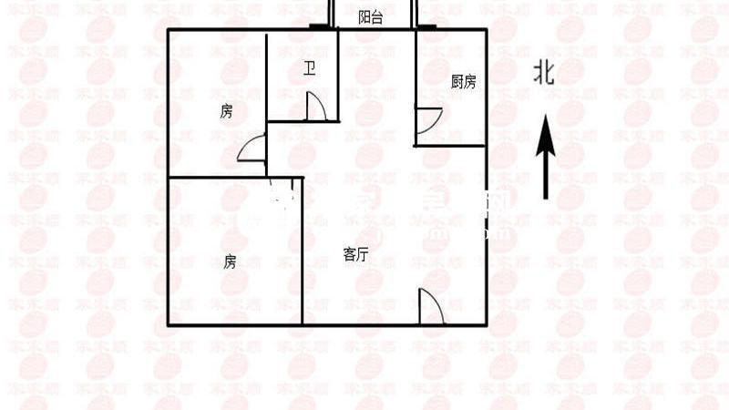 东怡花园户型图