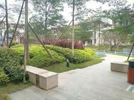 光大山湖城花园实景图
