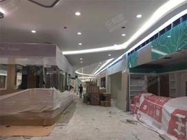 汇星商业中心实景图